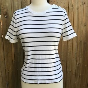 Lauren Ralph Lauren Jeans Company Striped Top